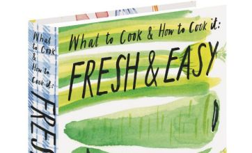 Fresh & Easy makes other cookbooks look bad by looking good