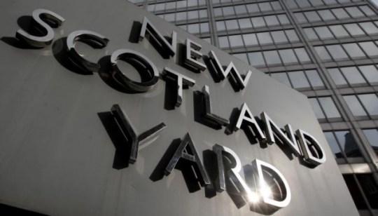 Phone hacking, Scotland Yard