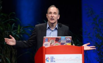 Web creator Tim Berners-Lee slams proposed government snooping laws