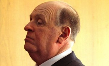 New image gives first look at Sir Anthony Hopkins as Alfred Hitchcock
