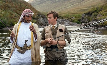 Salmon Fishing in the Yemen will reel you in with its easy charm