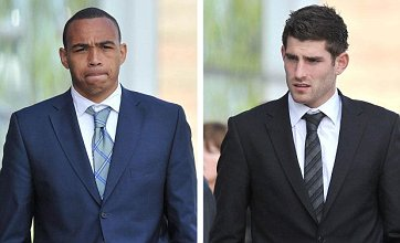 Ched Evans guilty of raping woman, 19, as Clayton McDonald cleared
