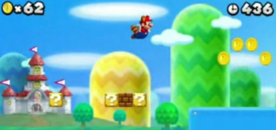 New Super Mario Bros  2 announced for August on 3DS | Metro News