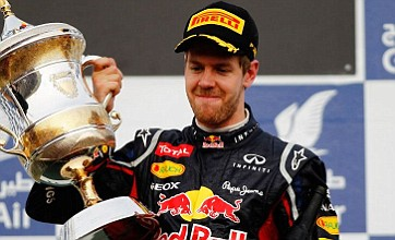 Sebastian Vettel claims win in controversial Bahrain Grand Prix