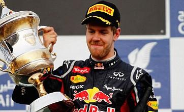 Sebastian Vettel claims win in controversial Bahrain Grand Prix