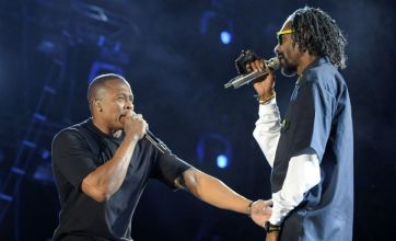 Dr Dre rules out touring with Tupac hologram: It was strictly for Coachella