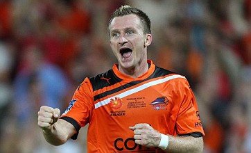 Besart Berisha wins A-League title for Brisbane with controversial penalty