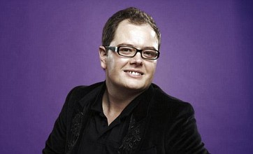 Alan Carr signs new Channel 4 deal 'worth £4m'