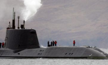 HMS Astute grounding was caused by a 'series of errors'