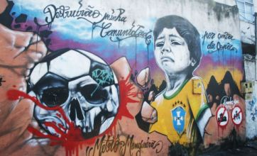 How the build-up to the World Cup and Olympics is affecting Rio's favelas