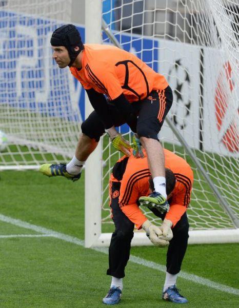 Petr Cech,  Chelsea, Ross Turnbull