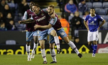 Jack Collison strike keeps West Ham in promotion hunt