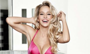 Michael Bublé's wife Luisana Lopilato sizzles in new Ultimo swimwear shoot