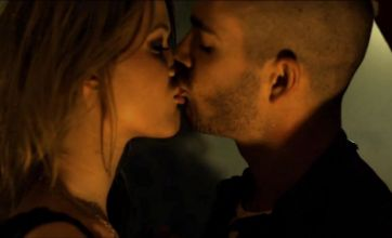 The Wanted enjoy kissing frenzy in new Chasing The Sun music video