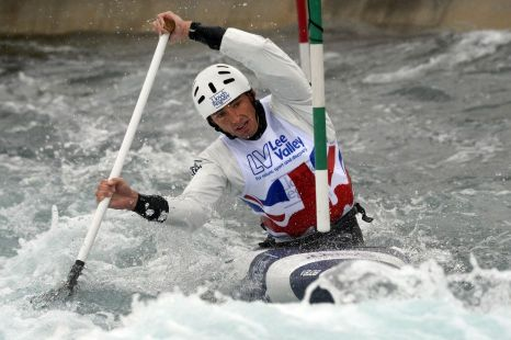 'Nothing is impossible' attitude as slalom canoe Team GB announcements are made