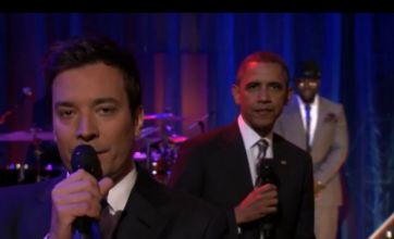 'Preezy of the United Steezy' Barack Obama slow jams the news with Jimmy Fallon