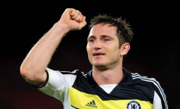 Frank Lampard: Di Matteo arrival and Chelsea success are no coincidence
