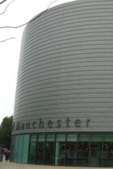 Sammy Alkhalaf, Manchester University