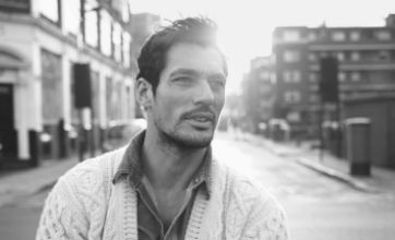 David Gandy: Mollie King and I broke up because I'm just too perfect