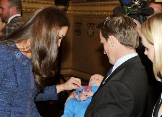 Duchess of Cambridge, baby, Prince William, Royal Wedding,Vic Vicary