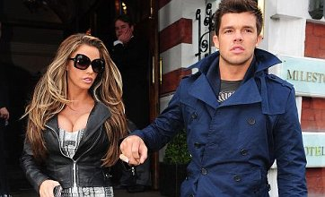 Katie Price thanks well-wishers after revealing Leandro Penna engagement