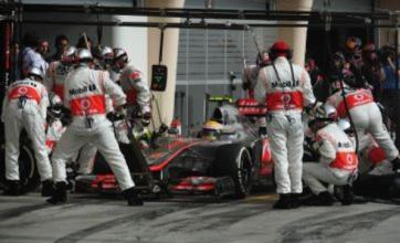 McLaren change Barcelona pit-stop crew after Bahrain and China errors