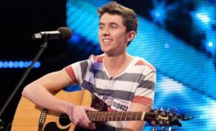 Ryan O'Shaughnessy's love songs have impressed BGT viewers (ITV)