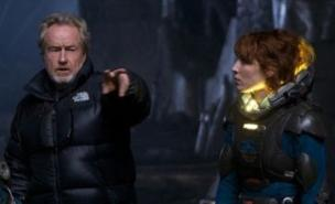 Promotheus director Ridley Scott hints at only small Alien connection (Allstar)