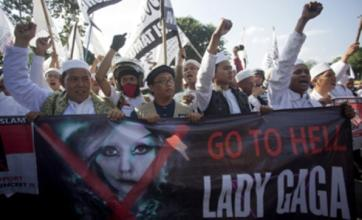 Lady Gaga cancels Indonesia show after threats from religious group