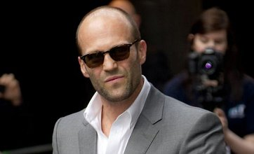 British actor Jason Statham arrives for the European premiere of Safe at a central London cinema in Waterloo, London, Monday, April 30, 2012. (AP Photo/Joel Ryan)