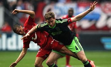 Arsenal 'open transfer talks with Ajax over £7m Jan Vertonghen deal'