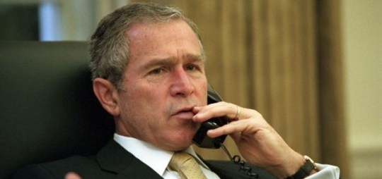 George W Bush The Hunt For Bin Laden