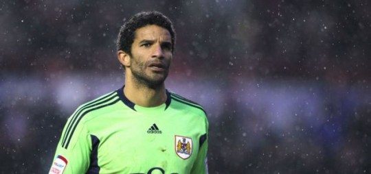 Bristol City, David James, England