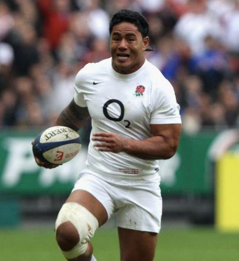 Manu Tuilagi, England, rugby.