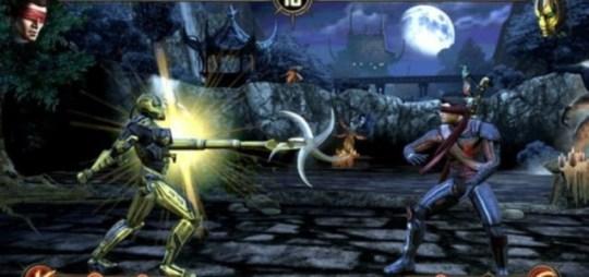 Mortal Kombat PS Vita review – handheld fatality | Metro News