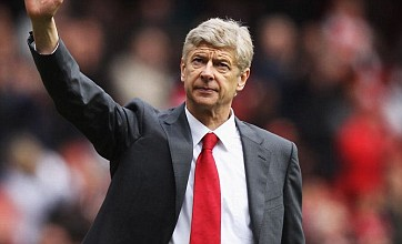 Roy Hodgson farewell party won't distract Gunners, says Arsene Wenger