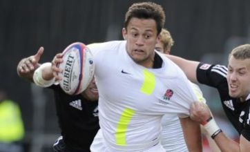 England Rugby Sevens star Christian Lewis-Pratt looks forward to Olympics in 2016