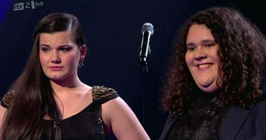 Charlotte and Jonathan, Britain's Got Talent 2012