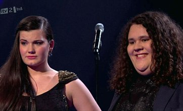 Jonathan and Charlotte hot favourites to win Britain's Got Talent 2012