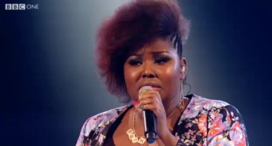 Ruth Brown The Voice UK