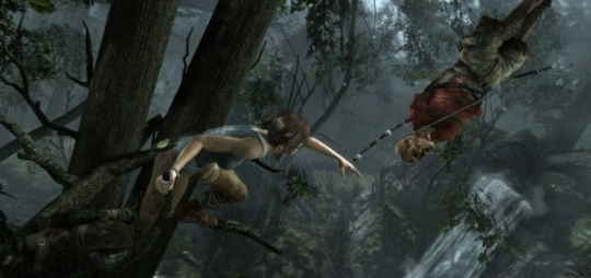 Tomb Raider - another game off your Christmas list