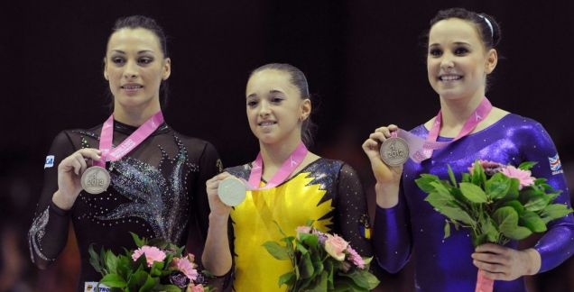 Hannah Whelan, Gymnastics, Bronze