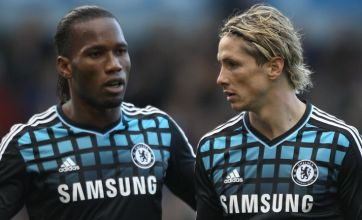 Di Matteo: I trialled Drogba and Torres together for Champions League final