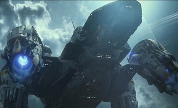 Prometheus clip sees Idris Elba and his team land on faraway planet