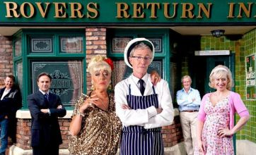 Coronation Street musical with Paul O'Grady and Julie Goodyear delayed