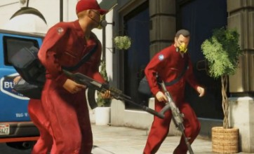 Grand Theft Auto V due out this December?
