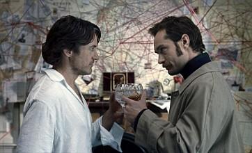 Robert Downey Jr: Jude Law and I rewrote Sherlock Holmes history