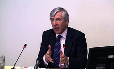 Jack Straw admits he arranged to commute with Rebekah Brooks