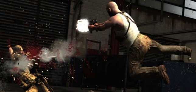 Max Payne 3 (360) - enter the matrix