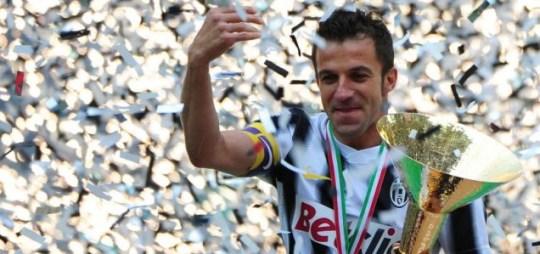 Alessandro Del Piero, Juventus.